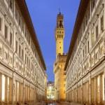 Галерея Уффици (Флоренция, Италия)