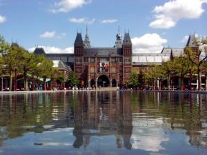 Государственный музей Амстердама (Амстердам, Нидерланды)