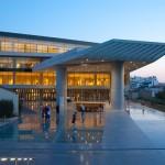 Новый музей Акрополя (Афины, Греция)