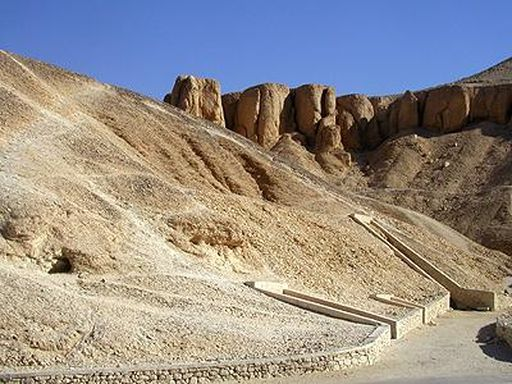 самая древняя пирамида египта