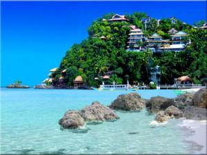 Отпуск, проведенный на азиатских курортах!