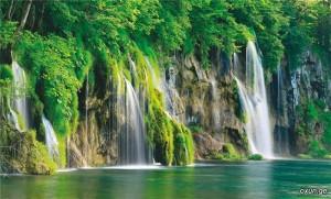 Национальный парк «Плитвицкие озера»