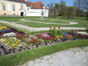 Бавария. Дворец Шлайсхайм
