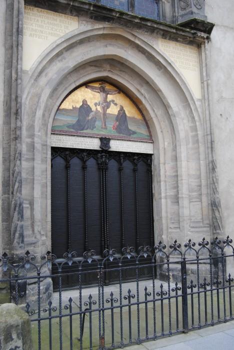 Ворота Замковой церкви