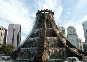 Где можно увидеть самые красивые фонтаны
