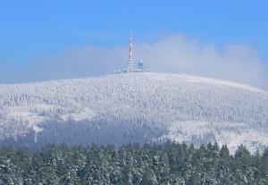 Гора Брокен. История. Германия