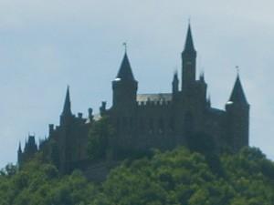 Баден-Вюртемберг. Замок Гогенцоллерн. Королевская сокровищница