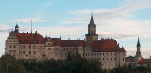 Баден-Вюртемберг. Замок Зигмаринген