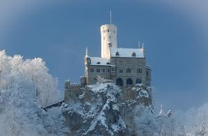 Баден-Вюртемберг. Замок Лихтенштайн