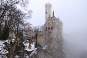 Баден-Вюртемберг. Замок Лихтенштайн. Новая и новейшая история