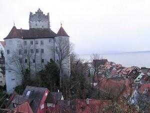 Баден-Вюртемберг. Замок Меерсбург. Возникновение