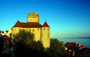 Баден-Вюртемберг. Замок Меерсбург. Постреформационная история