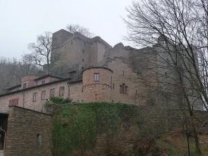 Баден-Вюртемберг. Замок Хоэнбаден