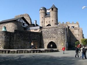Гессен. Замок Грайфенштайн