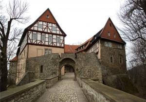 Крепость Боденштайн