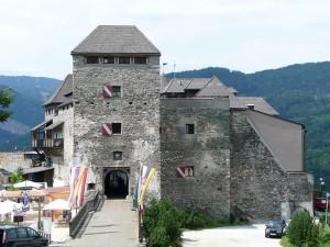Баден-Вюртемберг. Крепость Капфенбург