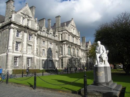 История литературы в Дублине