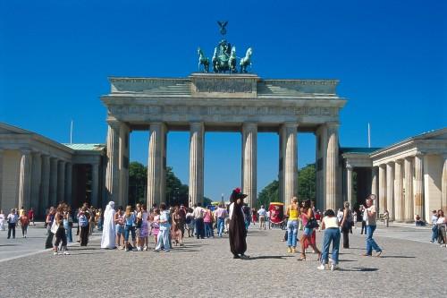 Пешеходный тур в Берлине