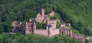 Баден-Вюртемберг. Крепость Вертхайм