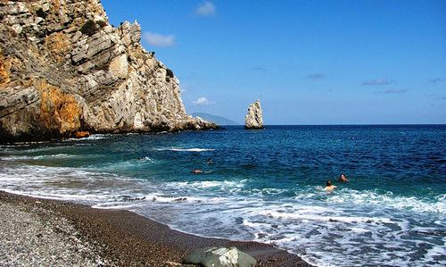 Достоинства отдыха в Крыму