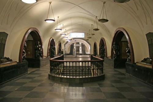 Станция метро Площадь Революции (Санкт-Петербург)