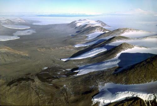 Сухие долины (Антарктида)