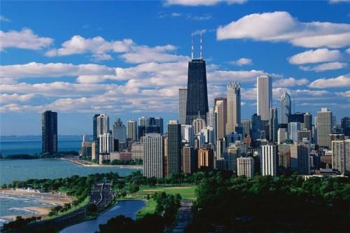 Чикаго, Лондон, Сан-Франциско