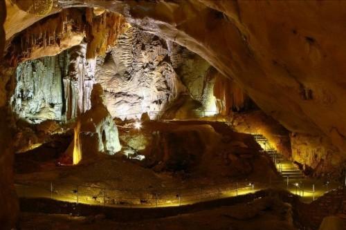 загадочный мир пещер